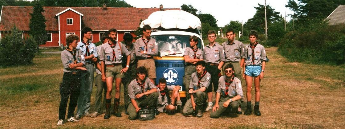 1986 achmed garfs bussle
